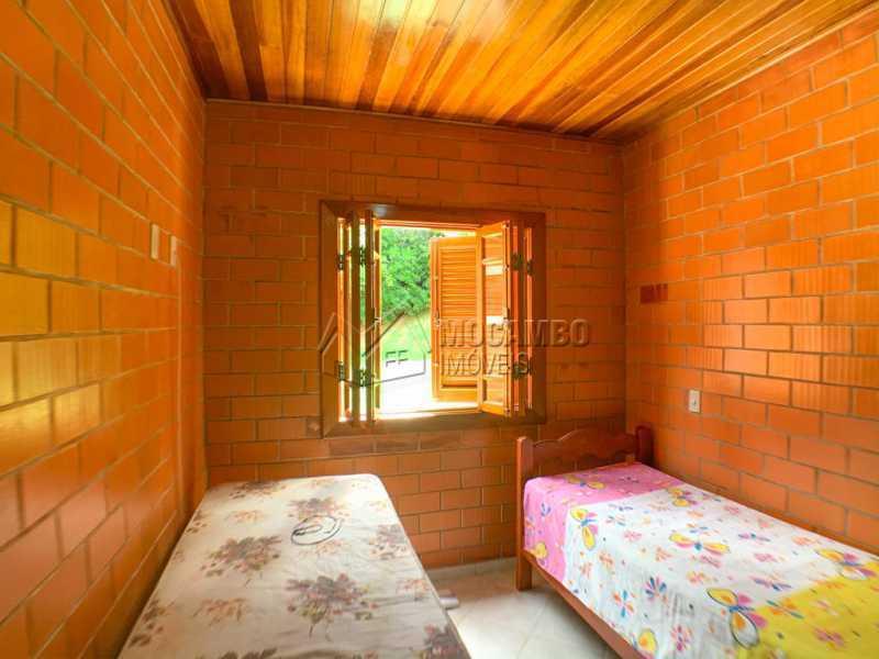 Dormitório - Casa em Condomínio 5 Quartos À Venda Itatiba,SP - R$ 798.000 - FCCN50038 - 17