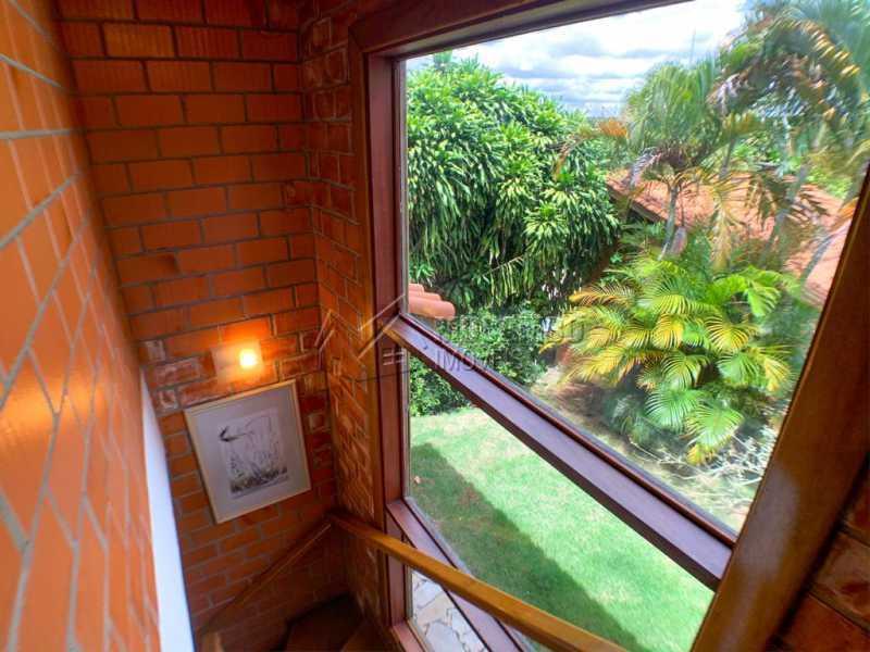 Vista - Casa em Condomínio 5 Quartos À Venda Itatiba,SP - R$ 798.000 - FCCN50038 - 19