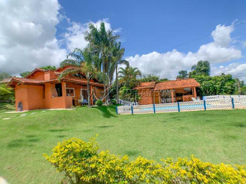 Área externa - Casa em Condomínio 5 Quartos À Venda Itatiba,SP - R$ 798.000 - FCCN50038 - 4