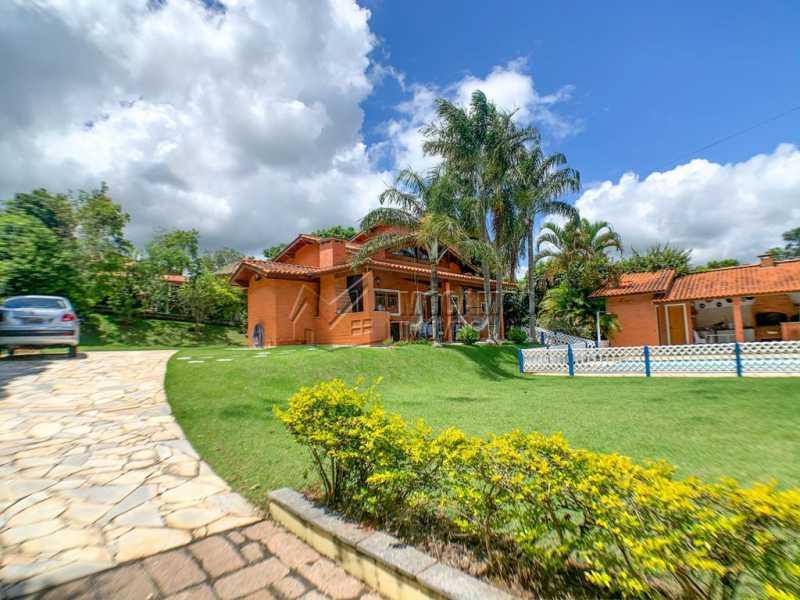 Área externa - Casa em Condomínio 5 Quartos À Venda Itatiba,SP - R$ 798.000 - FCCN50038 - 21