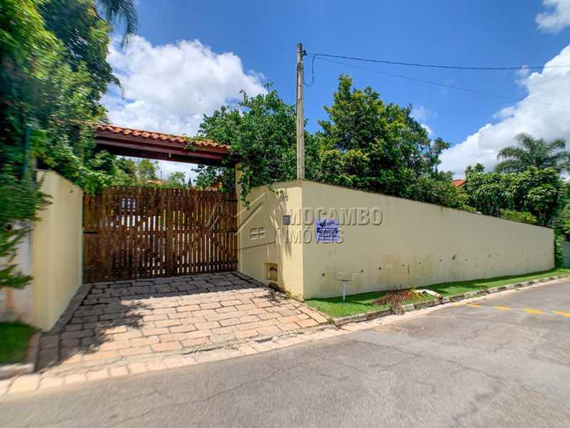 Fachada - Casa em Condomínio 5 Quartos À Venda Itatiba,SP - R$ 798.000 - FCCN50038 - 23