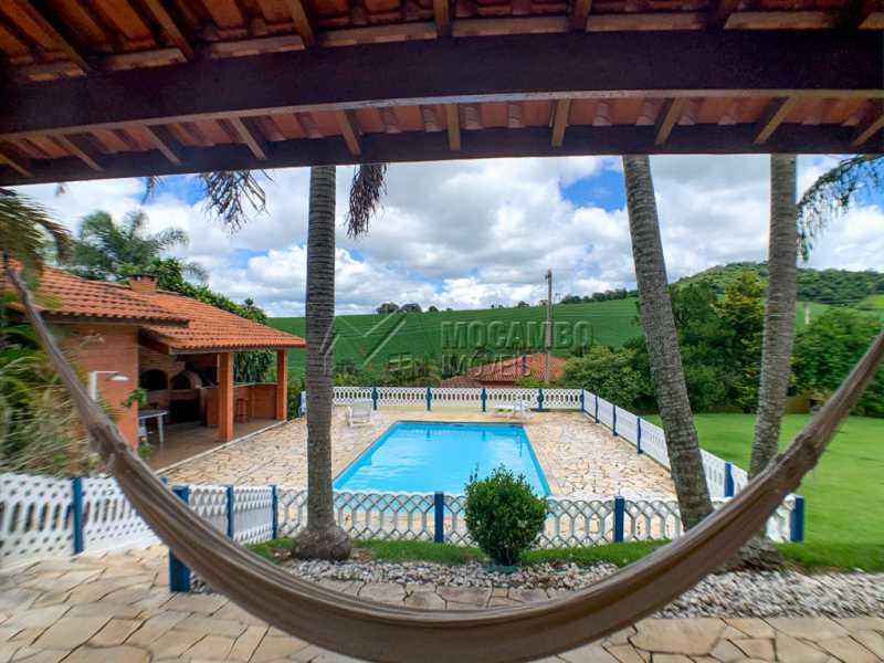 Varanda - Casa em Condomínio 5 Quartos À Venda Itatiba,SP - R$ 798.000 - FCCN50038 - 31