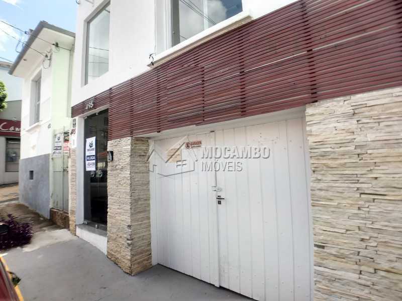 Fachada - Casa Comercial 207m² para alugar Itatiba,SP - R$ 2.600 - FCCC00017 - 1