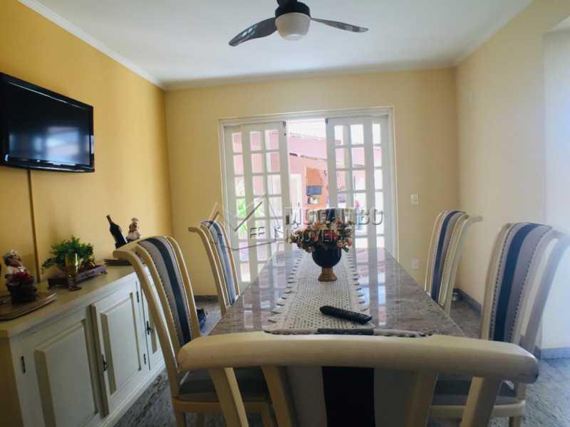 Sala de Jantar  - Casa 3 quartos à venda Itatiba,SP - R$ 700.000 - FCCA31312 - 6