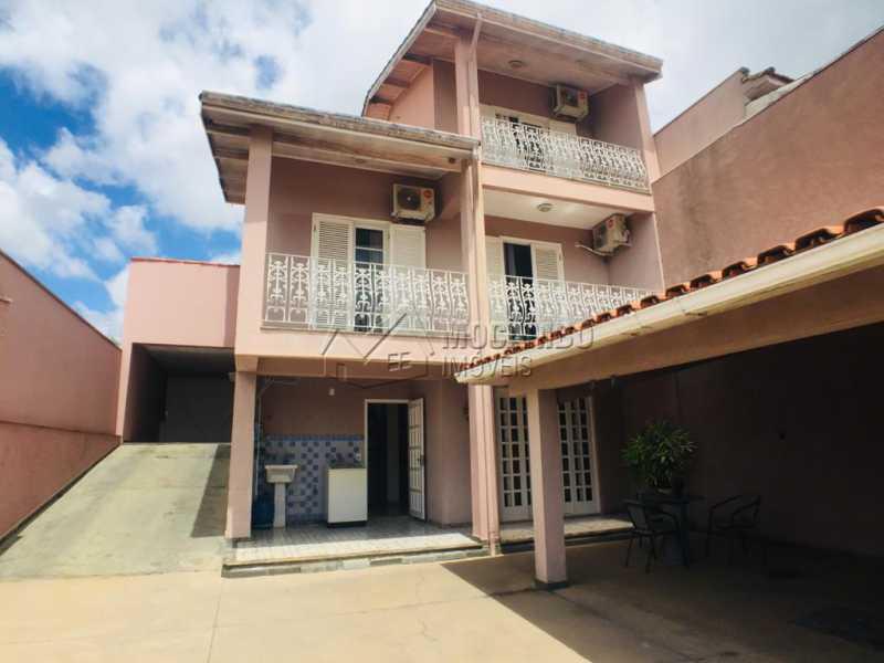 Casa - Casa 3 quartos à venda Itatiba,SP - R$ 700.000 - FCCA31312 - 3