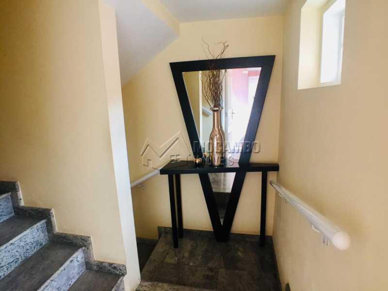 Hall de entrada - Casa 3 quartos à venda Itatiba,SP - R$ 700.000 - FCCA31312 - 12