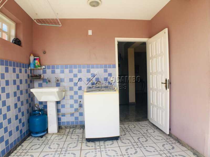 Área de Serviço - Casa 3 quartos à venda Itatiba,SP - R$ 700.000 - FCCA31312 - 16