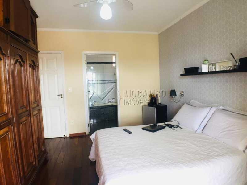 Dormitório - Casa 3 quartos à venda Itatiba,SP - R$ 700.000 - FCCA31312 - 10