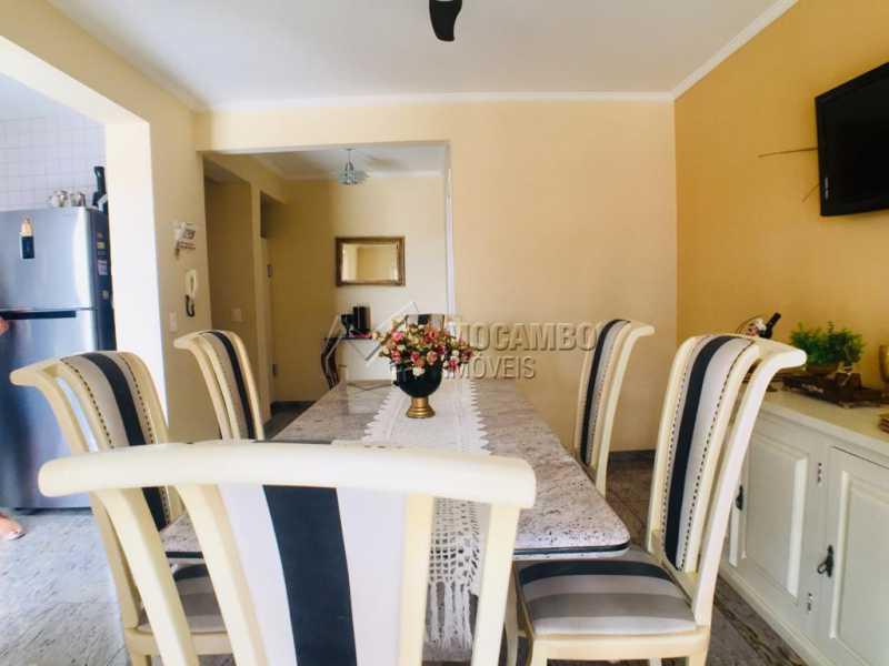Sala de Jantar  - Casa 3 quartos à venda Itatiba,SP - R$ 700.000 - FCCA31312 - 5