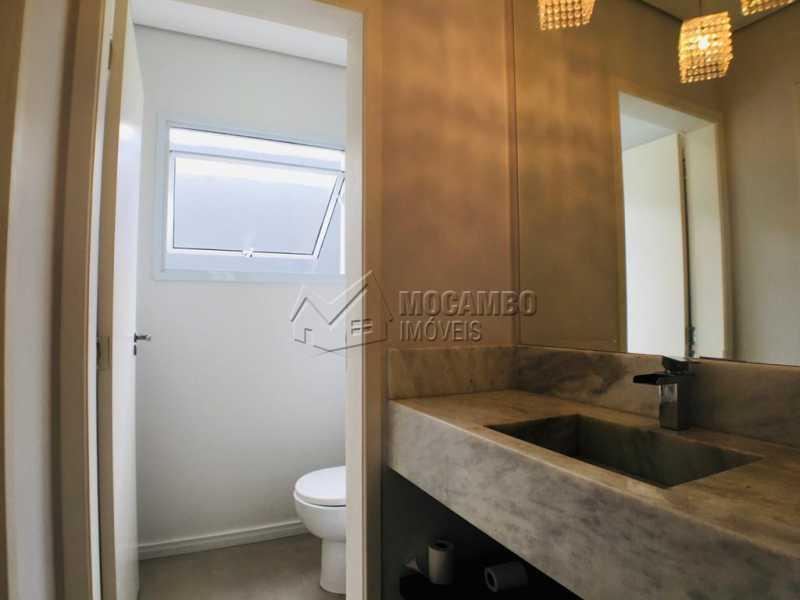 Lavabo - Casa em Condomínio 3 quartos à venda Itatiba,SP - R$ 1.300.000 - FCCN30446 - 5