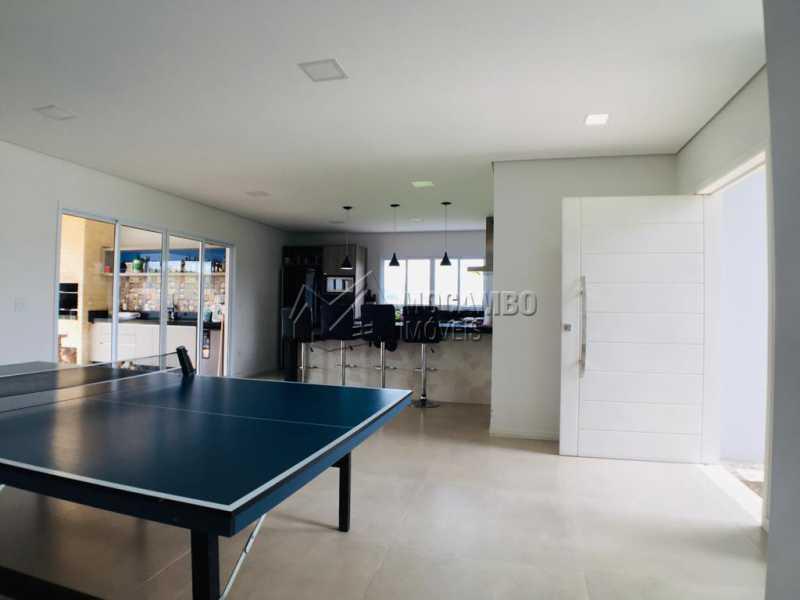 Sala - Casa em Condomínio 3 quartos à venda Itatiba,SP - R$ 1.300.000 - FCCN30446 - 4