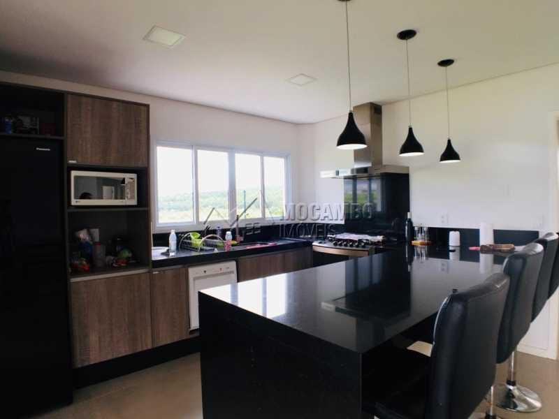 Cozinha - Casa em Condomínio 3 quartos à venda Itatiba,SP - R$ 1.300.000 - FCCN30446 - 1