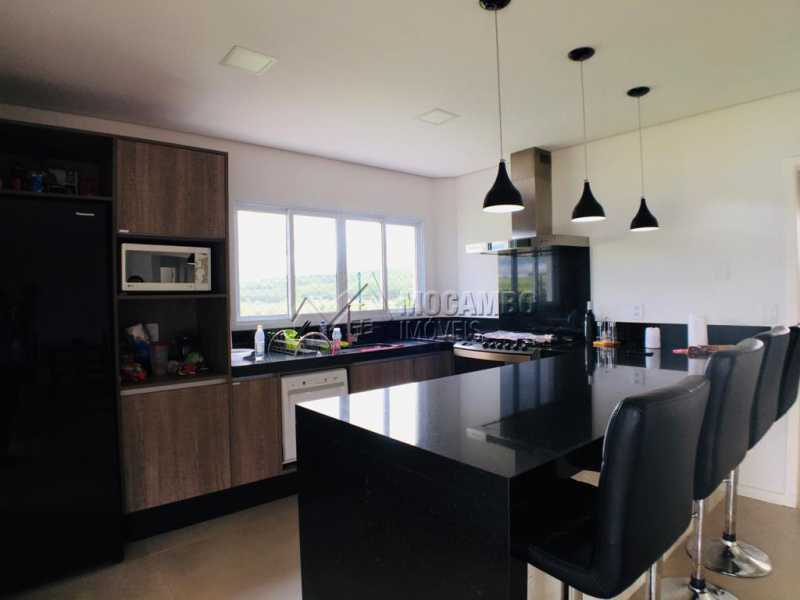 Cozinha - Casa em Condomínio 3 quartos à venda Itatiba,SP - R$ 1.300.000 - FCCN30446 - 3