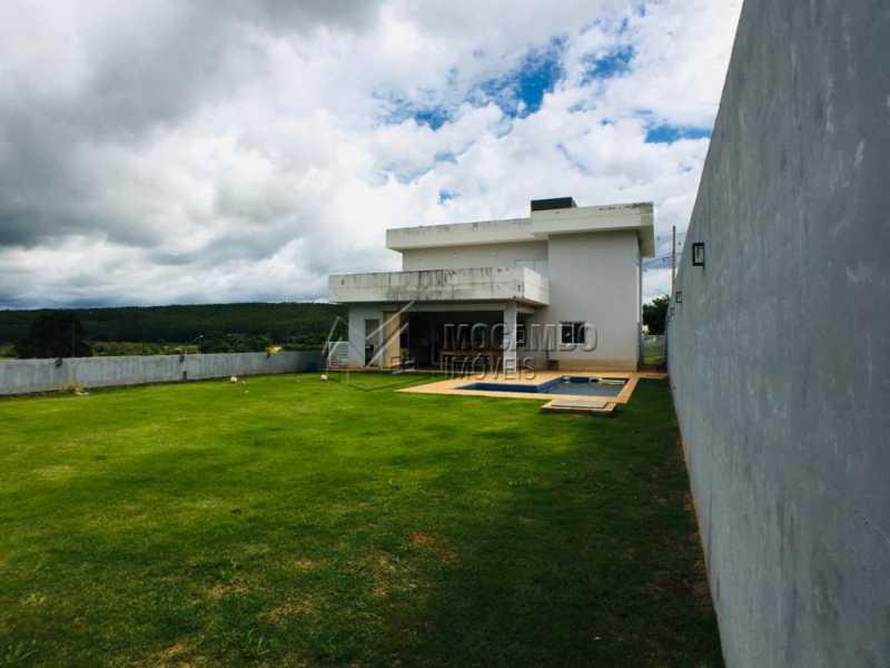 Quintal - Casa em Condomínio 3 quartos à venda Itatiba,SP - R$ 1.300.000 - FCCN30446 - 11
