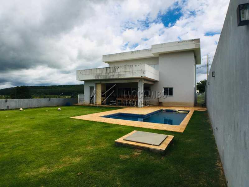Quintal - Casa em Condomínio 3 quartos à venda Itatiba,SP - R$ 1.300.000 - FCCN30446 - 12