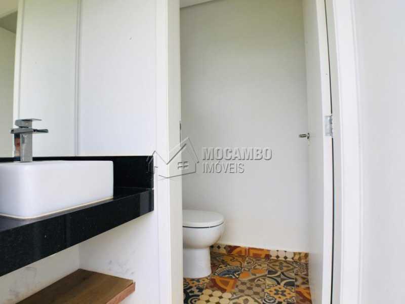Banheiro externo - Casa em Condomínio 3 quartos à venda Itatiba,SP - R$ 1.300.000 - FCCN30446 - 17