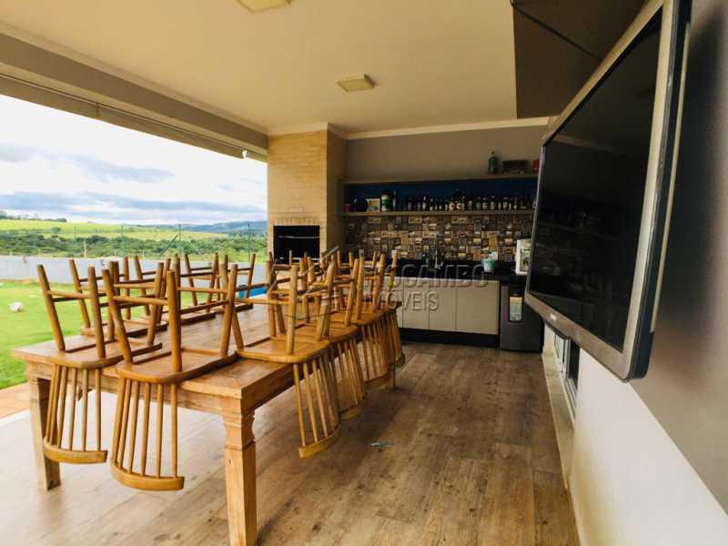Área gourmet - Casa em Condomínio 3 quartos à venda Itatiba,SP - R$ 1.300.000 - FCCN30446 - 18