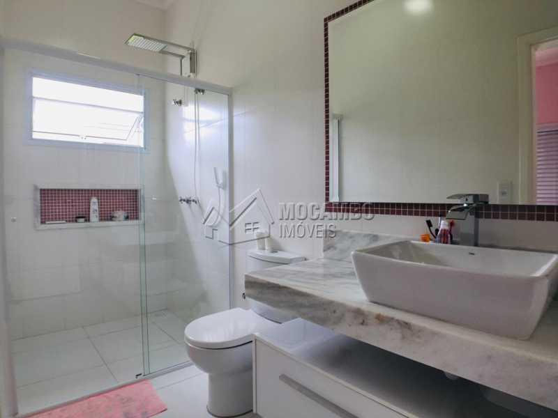 Banheiro suíte - Casa em Condomínio 3 quartos à venda Itatiba,SP - R$ 1.300.000 - FCCN30446 - 9