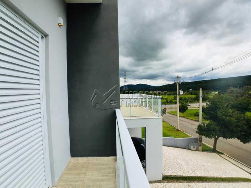 Varanda - Casa em Condomínio 3 quartos à venda Itatiba,SP - R$ 1.300.000 - FCCN30446 - 14