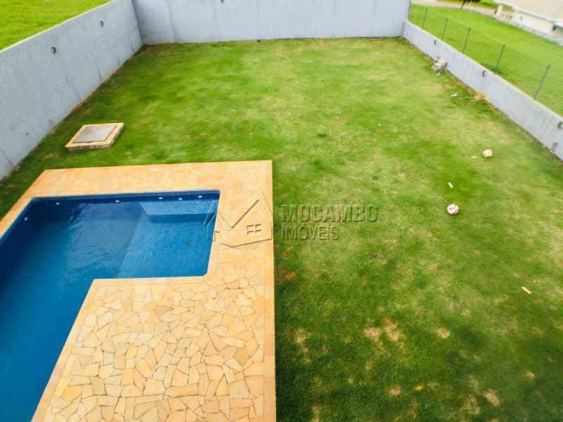 Quintal - Casa em Condomínio 3 quartos à venda Itatiba,SP - R$ 1.300.000 - FCCN30446 - 19