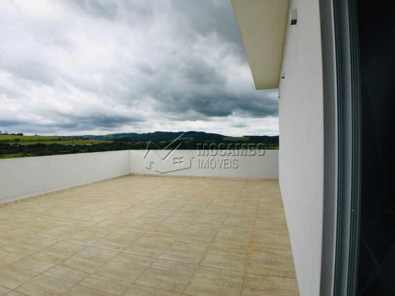Varanda - Casa em Condomínio 3 quartos à venda Itatiba,SP - R$ 1.300.000 - FCCN30446 - 15