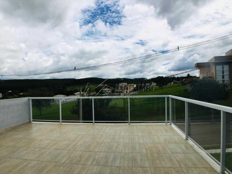 Varanda - Casa em Condomínio 3 quartos à venda Itatiba,SP - R$ 1.300.000 - FCCN30446 - 16
