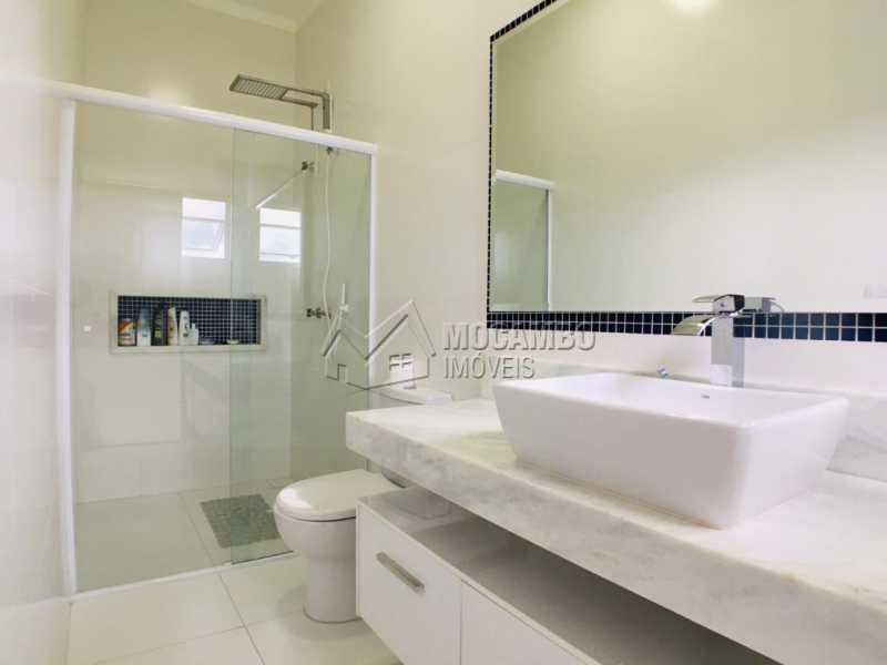 Banheiro suíte - Casa em Condomínio 3 quartos à venda Itatiba,SP - R$ 1.300.000 - FCCN30446 - 21