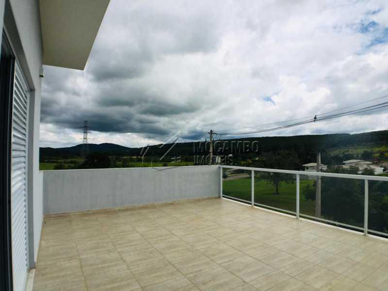Varanda - Casa em Condomínio 3 quartos à venda Itatiba,SP - R$ 1.300.000 - FCCN30446 - 23