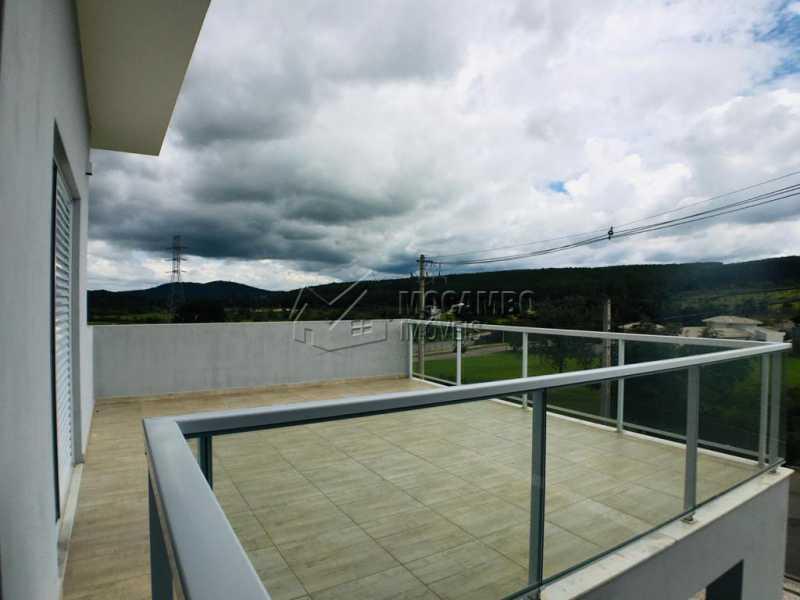Varanda - Casa em Condomínio 3 quartos à venda Itatiba,SP - R$ 1.300.000 - FCCN30446 - 24
