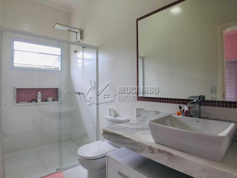 Banheiro suíte - Casa em Condomínio 3 quartos à venda Itatiba,SP - R$ 1.300.000 - FCCN30446 - 25
