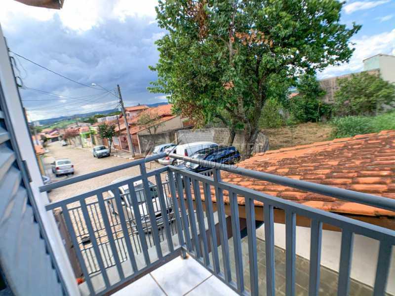 Varanda - Casa 3 Quartos À Venda Itatiba,SP - R$ 350.000 - FCCA31305 - 10