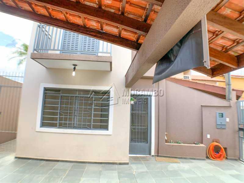 Fachada - Casa 3 Quartos À Venda Itatiba,SP - R$ 350.000 - FCCA31305 - 8