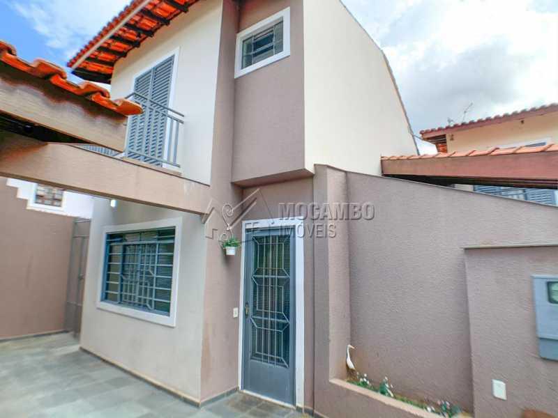 Fachada - Casa 3 Quartos À Venda Itatiba,SP - R$ 350.000 - FCCA31305 - 16