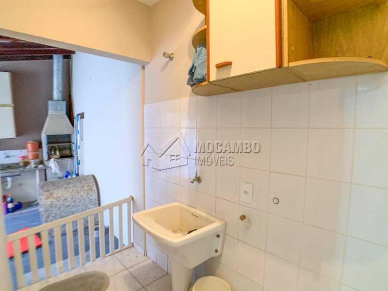 Área externa - Casa 3 Quartos À Venda Itatiba,SP - R$ 350.000 - FCCA31305 - 21