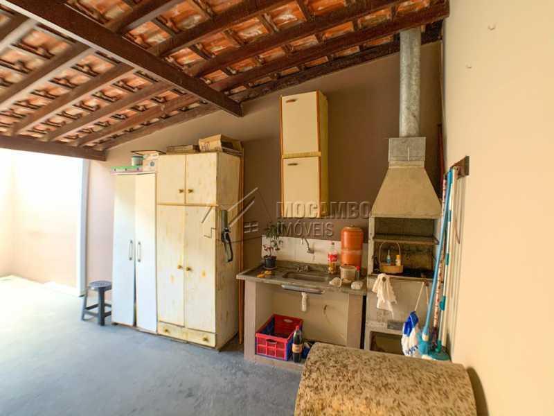 Espaço Gourmet - Casa 3 Quartos À Venda Itatiba,SP - R$ 350.000 - FCCA31305 - 22