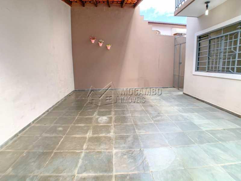 Garagem - Casa 3 Quartos À Venda Itatiba,SP - R$ 350.000 - FCCA31305 - 23
