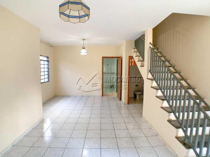 Sala - Casa 3 Quartos À Venda Itatiba,SP - R$ 350.000 - FCCA31305 - 3