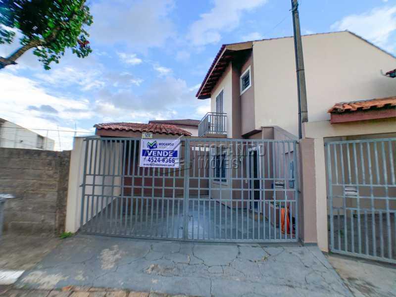Fachada - Casa 3 Quartos À Venda Itatiba,SP - R$ 350.000 - FCCA31305 - 1