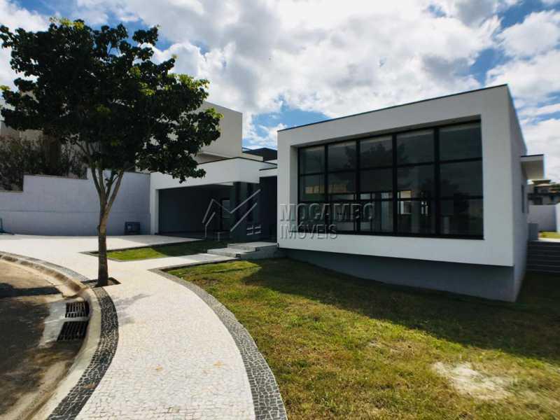 Fachada - Casa em Condomínio 3 quartos à venda Itatiba,SP - R$ 1.500.000 - FCCN30449 - 1