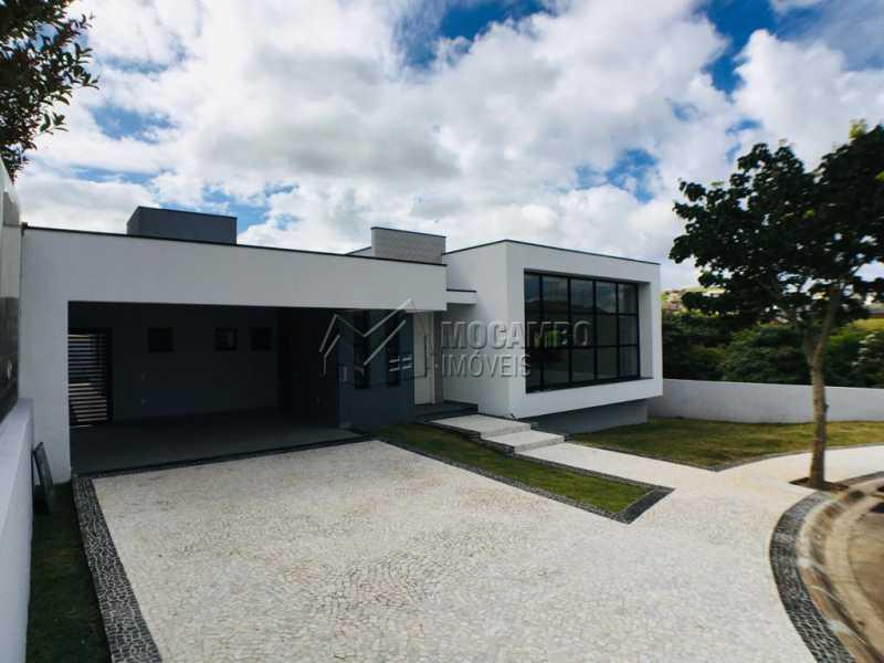 Fachada - Casa em Condomínio 3 quartos à venda Itatiba,SP - R$ 1.170.000 - FCCN30449 - 3