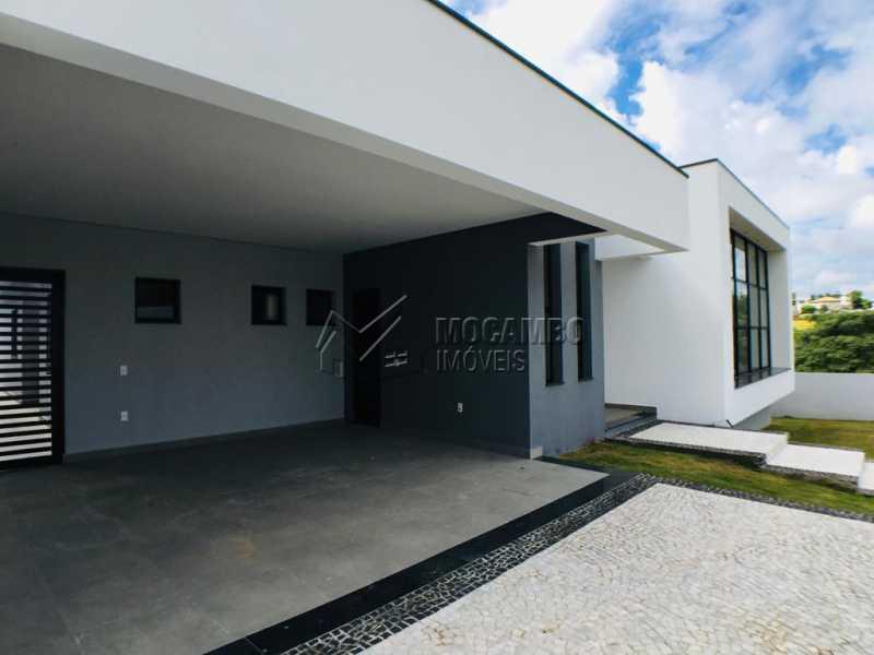 Garagem - Casa em Condomínio 3 quartos à venda Itatiba,SP - R$ 1.170.000 - FCCN30449 - 4