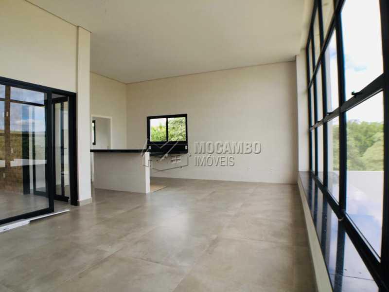 Sala - Casa em Condomínio 3 quartos à venda Itatiba,SP - R$ 1.170.000 - FCCN30449 - 6