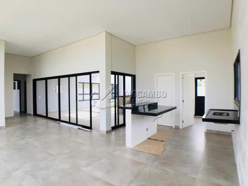 Cozinha - Casa em Condomínio 3 quartos à venda Itatiba,SP - R$ 1.170.000 - FCCN30449 - 9
