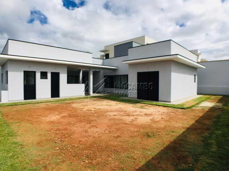 Quintal - Casa em Condomínio 3 quartos à venda Itatiba,SP - R$ 1.170.000 - FCCN30449 - 28