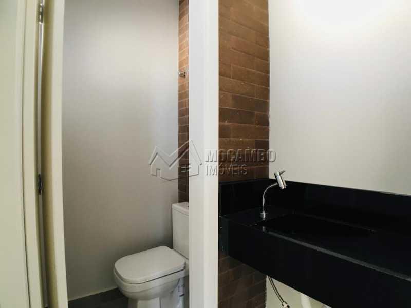 Lavabo - Casa em Condomínio 3 quartos à venda Itatiba,SP - R$ 1.500.000 - FCCN30449 - 14