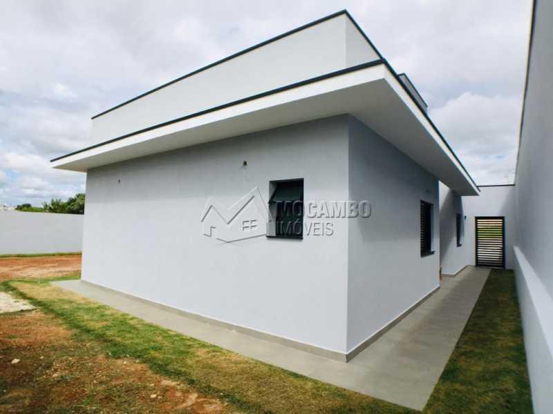 Lateral - Casa em Condomínio 3 quartos à venda Itatiba,SP - R$ 1.170.000 - FCCN30449 - 27
