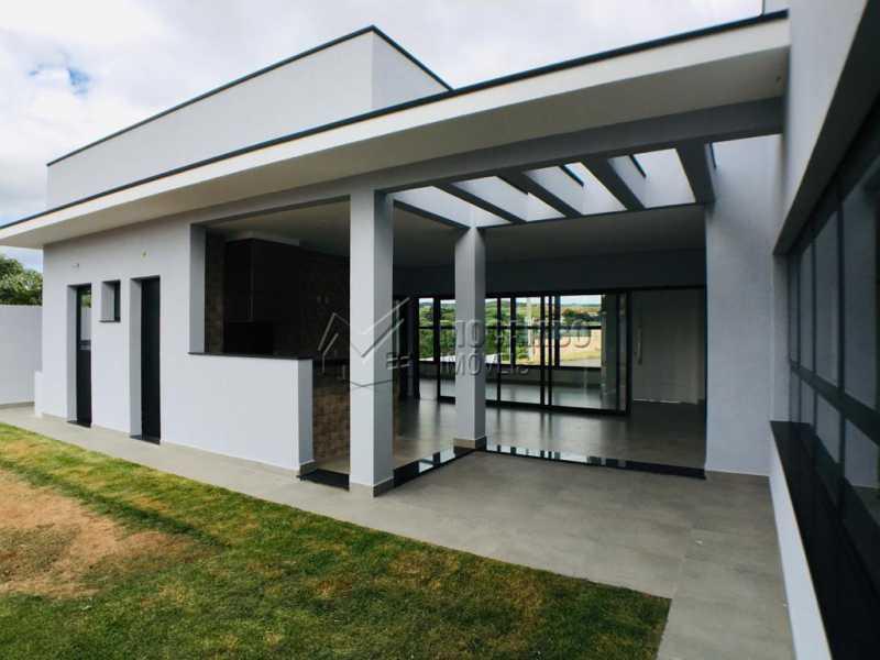 Área gourmet - Casa em Condomínio 3 quartos à venda Itatiba,SP - R$ 1.170.000 - FCCN30449 - 23