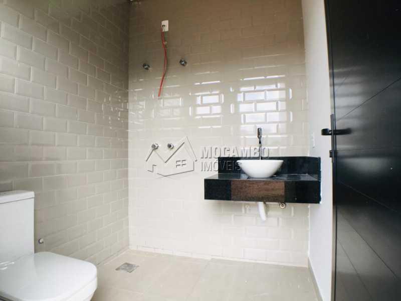 Banheiro externo - Casa em Condomínio 3 quartos à venda Itatiba,SP - R$ 1.500.000 - FCCN30449 - 21