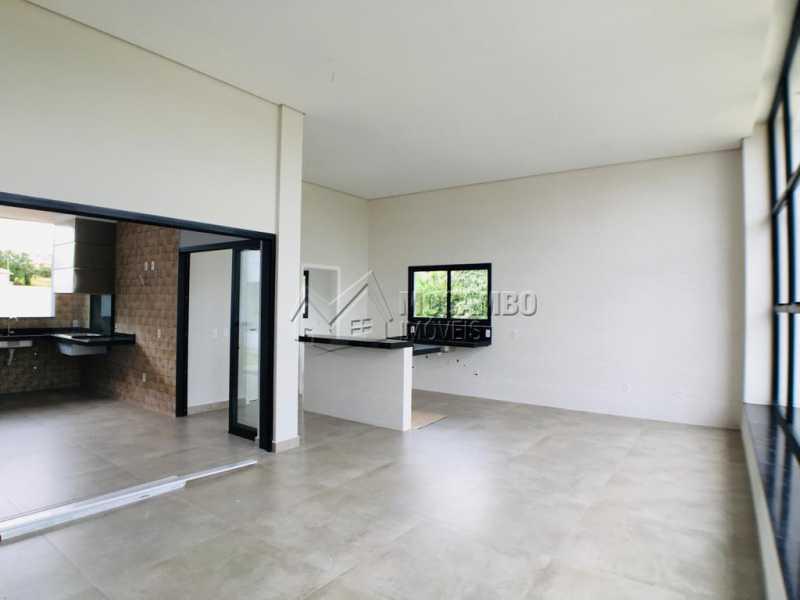 Sala  - Casa em Condomínio 3 quartos à venda Itatiba,SP - R$ 1.170.000 - FCCN30449 - 7