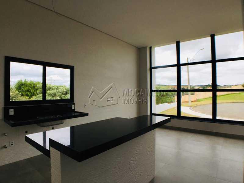 Cozinha - Casa em Condomínio 3 quartos à venda Itatiba,SP - R$ 1.500.000 - FCCN30449 - 11